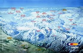 Colorado Usa Map by Resorts Colorado Ski Country Usa