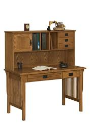 writing table with hutch arts and crafts writing desk with hutch from dutchcrafters