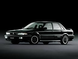 black mitsubishi galant 1990 mitsubishi galant information and photos momentcar