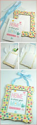 Cute Homemade Mothers Day Gifts by Best 25 Homemade Frames Ideas On Pinterest Homemade Framed Art