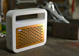 designer speakers sound go leibal