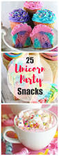 these 25 party snacks are colorful fun to make and will