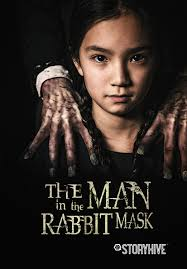 man rabbit mask poster daily dead