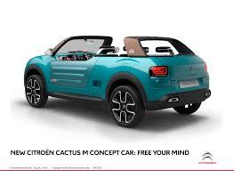 new citroen new citroën cactus m concept car myautoworld com
