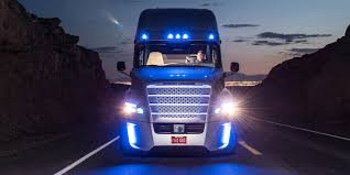 how much does a new volvo semi truck cost the world u0027s first self driving semi truck hits the road wired