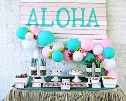 hawaiian party ideas kara s party ideas hawaiian luau birthday party kara s party ideas