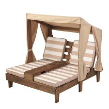 Kidkraft Lounge Set by Double Chaise Lounge
