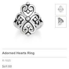 avery adorned hearts ring 28 avery jewelry adorned hearts ring avery from