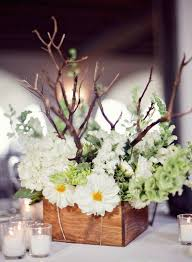 29 chic box wedding centerpieces that inspire weddingomania