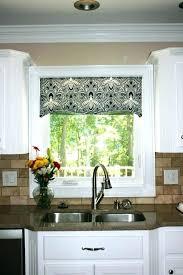 kitchen valances ideas modern kitchen curtain ideas modern kitchen curtain ideas size