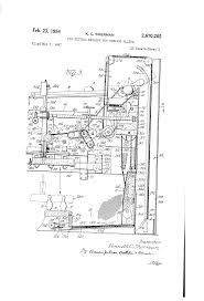 patent us2670205 pin setting machine for bowling alleys google