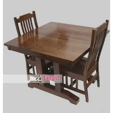 Wood Folding Dining Table Portable Indian Sheesham Wooden Folding Dining Table Set With 2