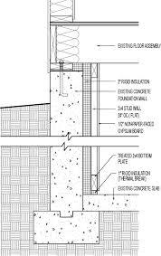 Insulating Existing Interior Walls Basement Insulation Retrofit 2 In Interior Rigid Foam And Flat