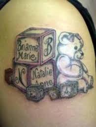 pooh bear playing tattoo
