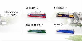 Design A Court