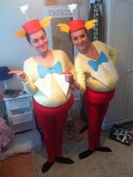 Tweedle Dee Tweedle Dum Halloween Costumes Alice Wonderland Tweedle Dee Tweedle Dum Costumes Google