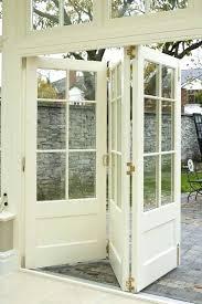 Folding Exterior Door Tri Fold Patio Doors Gorgeous Bi Fold Doors From Bi Fold