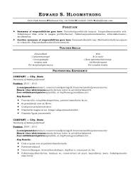 Resume Examples For Kids by Typing Skills On Resume Also Resume Goal In Addition Professional