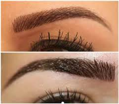 eyebrow feather tattoo uk cosmetic tattooing bristol nails and beauty