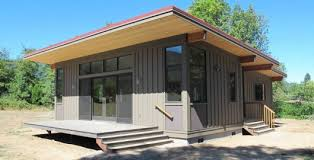 Prefab Cottage Homes by Sustainable Prefab Cabin Method Homes