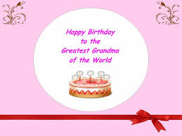 best happy birthday wishes for grandma holidappy