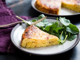 tortilla española spanish egg and potato omelette recipe