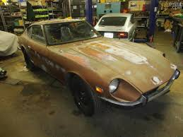 1972 nissan datsun 240z classic 1972 datsun 240z coupe for sale 1100 dyler