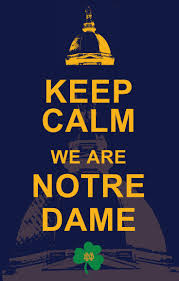 32 best notre dame quotes signs flags and more images on