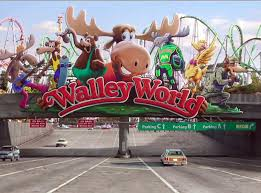 6 Flags San Francisco Is Walley World From The