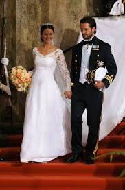 royal wedding dresses 52 dresses from the swedish royal wedding you to see to believe