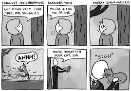 Slenderman Memes - good guy slenderman meme by leslenderman memedroid