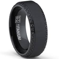 black diamond wedding band lovely black diamond wedding rings for him