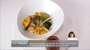 m6 cuisine top chef recette top chef m6 desserts et plats pour menu de fêtes