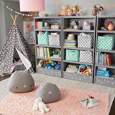land of nod bankable bookcase horizon bookcase 60 grey