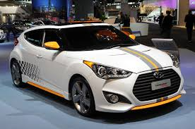 2013 hyundai veloster turbo w graphics package chicago 2012