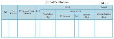 format buku jurnal penerimaan kas jurnal khusus perusahaan dagang ss belajar