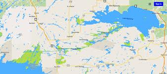 Map Of Rivers Canoeing Georgian Bay U0027s French River Delta Logistics Maps U0026 Day