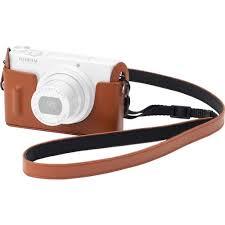 Jual Leather jual fujifilm leather xq1 brown murah bhinneka