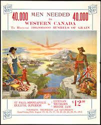 bureau d immigration canada a montreal canadian war enlistment propaganda posters canada