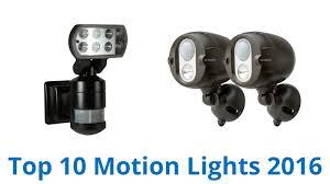 10 best motion lights 2016