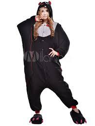kigurumi pajama bat onesie for animal costume halloween
