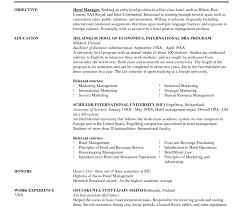 resume beautiful property manager resume resume work objective