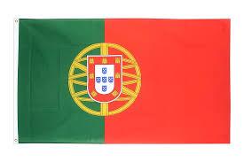 De Flag Große Portugal Flagge 150 X 250 Cm Flaggenplatz De