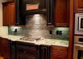 slate backsplash in kitchen black slate back splash traditional kitchen atlanta by