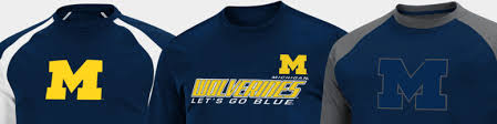 michigan wolverines fan gear michigan apparel michigan wolverines gear clothing college