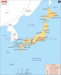 airports in japan japan airports map