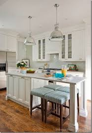 Pictures Of Kitchen Islands With Seating - best 25 narrow kitchen island ideas on pinterest narrow kitchen