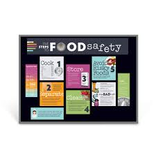 Kitchen Bulletin Board Ideas Food Safety Bulletin Board
