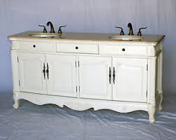 Antique Style Bathroom Vanity by Antique Double Vanity Ebay