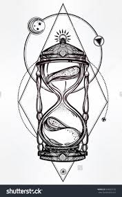 collection of 25 hourglass tattoo
